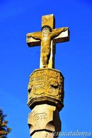 Guissona - Creu de Terme