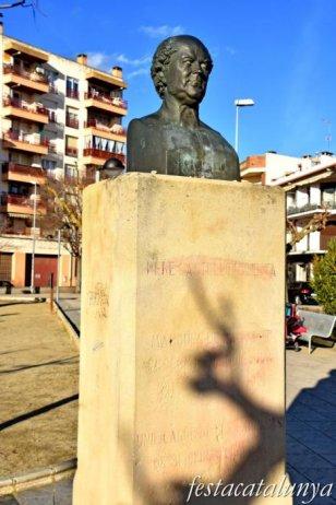 Guissona - Monument al Dr. Pere Castelló
