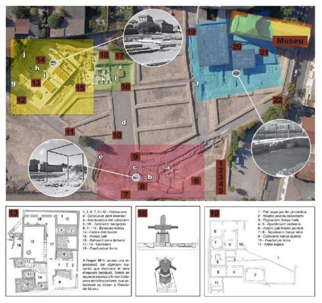 Guissona - Parc Arqueològic d'Iesso