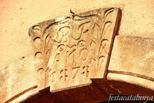 Cabrera d'Anoia - Can Feixes - Capella de Santa Eulàlia