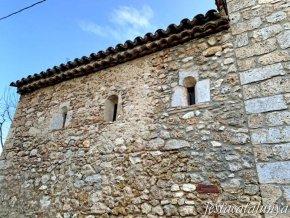 Cabrera d'Anoia - Capella de Sant Salvador del castell