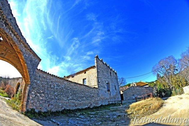 Cabrera d'Anoia - Casal senyorial dels Móra