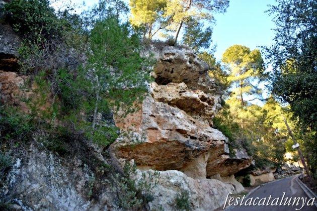 Cabrera d'Anoia - Forns medievals de ceràmica