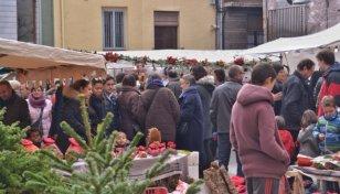 Olot - Temps de Nadal (Foto: www.descobreixolot.cat)