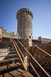 Hostalric - Camí de Ronda (Foto: Turisme Hostalric)