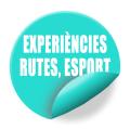 Experiències, rutes, esport, aventura...
