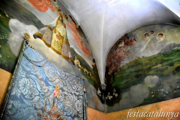 Sant Celoni - Església parroquial de Sant Martí - Capella de la Mare de Déu del Puig