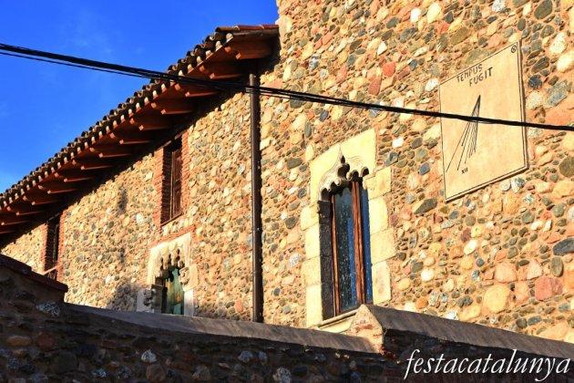 Sant Celoni - La Batllòria - Casal dels Gualba