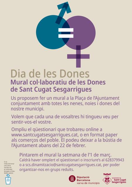 Sant Cugat Sesgarrigues - Dia de les Dones