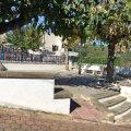 La plaça Sant Antoni a Albinyana