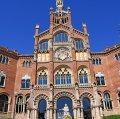 Hospital de la Santa Creu i de Sant Pau de Barcelona ***
