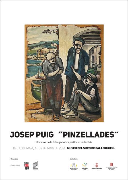 Palafrugell - Exposició Pinzellades