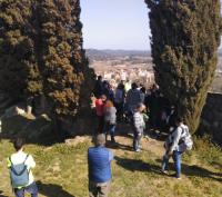 Hostalric - Visita al Castell (Foto: www.turismehostalric.cat)