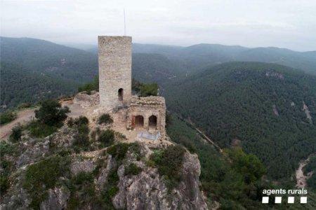 Castellví de la Marca - El Castellot (Foto: Agents Rurals i Ajuntament)
