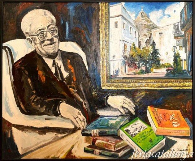 Alguaire - Llegat de Josep Lladonosa a la Biblioteca Pública