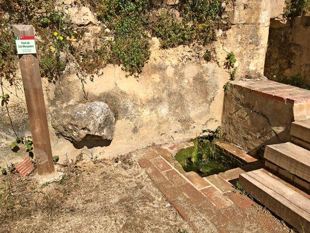 Castellví de la Marca - Font de cal Morgades (Foto: Ajuntament)
