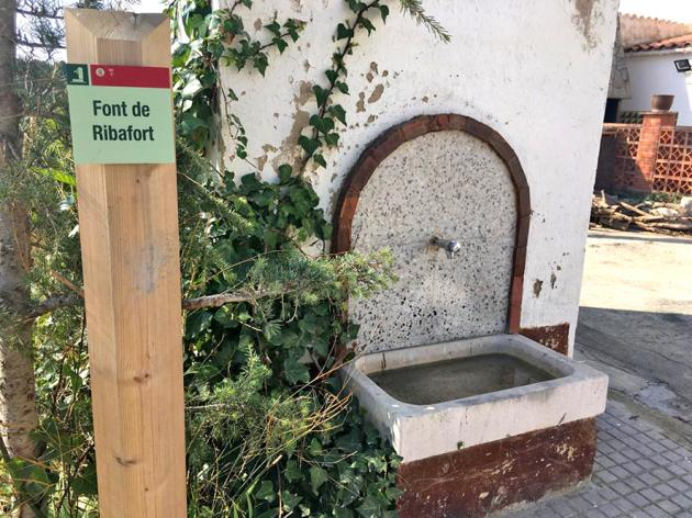 Castellví de la Marca - Font de Ribafort (Foto: Ajuntament)