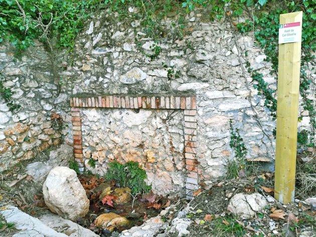 Castellví de la Marca - Font de ca l'Olivella (Foto: Ajuntament)