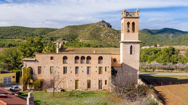 Castellví de la Marca - Església nova de Sant Sadurní (Foto: Ajuntament)