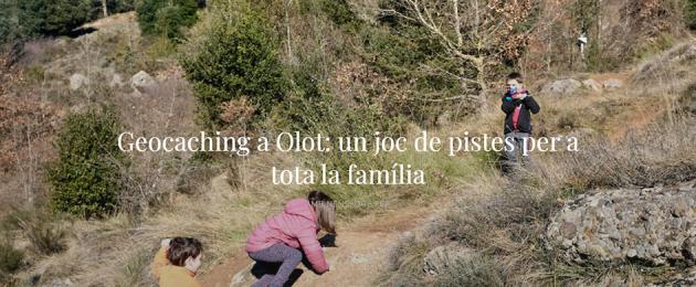 Olot - Geocaching (Foto: www.descobreixolot.cat)