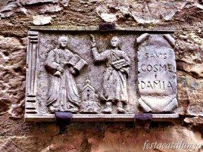Sant Guim de Freixenet - Sant Cosme i Sant Damià d'Amorós