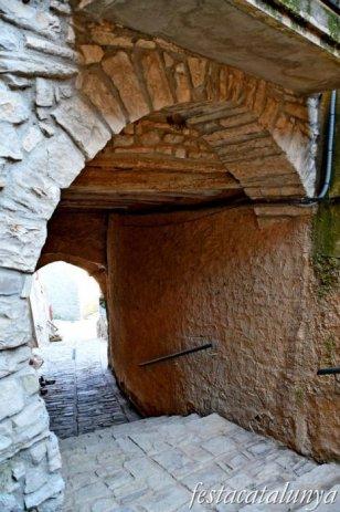 Sant Guim de Freixenet - La Rabassa - Porxos