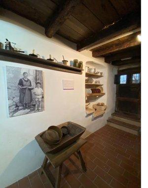 Tossa de Mar - Can Ganga, Museu de la Dona (Foto: Oficina de Turisme de Tossa de Mar)