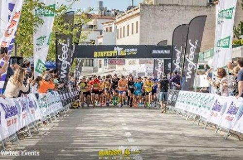 Tossa de Mar - Run Festival. Mitja Marató i trail (Foto: Oficina de Turisme de Tossa de Mar)