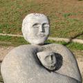 Ruta audiosignada d'escultures al carrer de Sant Celoni
