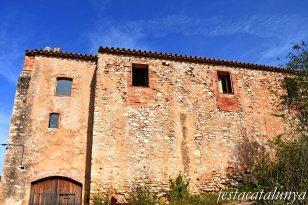 Vila-rodona - Església de Sant Llorenç del Convent dels Servites