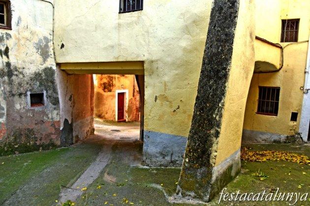 Vila-rodona - Nucli històric