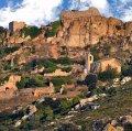 Castell i església de Sant Llorenç de Selmella al Pont d'Armentera