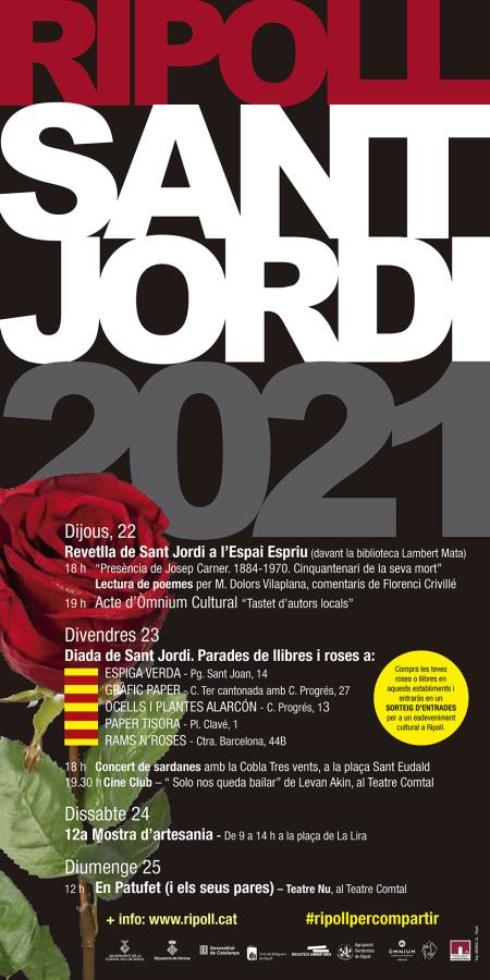 Ripoll - Diada de Sant Jordi