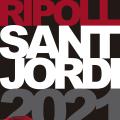 Diada de Sant Jordi a Ripoll