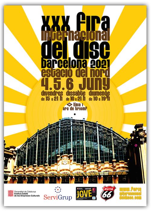 Barcelona - Fira Internacional del Disc