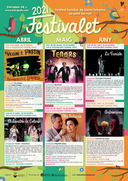 Santa Susanna - Festivalet de Primavera