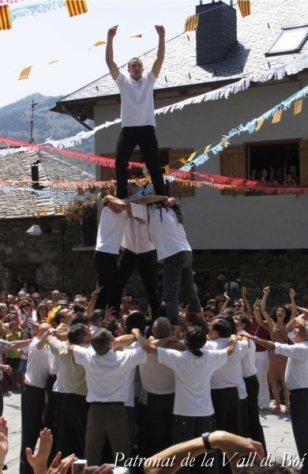 Vall de Boí - Festa de les Falles (Foto: Patronat de la Vall de Boí)