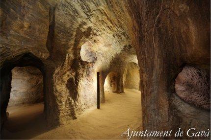 Gavà - Parc Arqueològic de les Mines de Gavà