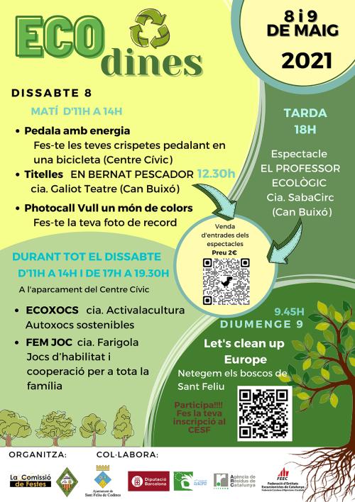 Sant Feliu de Codines - ECOdines, Festa del Medi Ambient