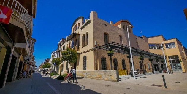 Malgrat de Mar - Ruta a peu (Foto: wwww.turismemalgrat.com)