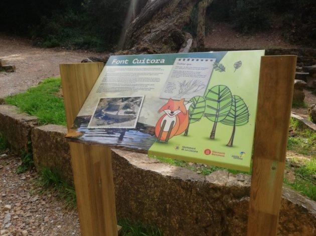 La Llacuna - Rutes Espais per descobrir amb infants (Foto: www.lallacuna.cat)