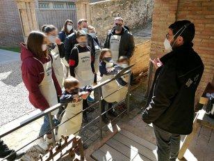 L'Espluga de Francolí - Fassineja, visita-taller al Museu Fassina Balanyà (Foto: Ajuntament de l'Espluga de Francolí)