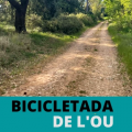 Bicicletada de l'Ou a Sant Guim de Freixenet