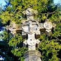 Creu de terme gòtica de Sant Martí Sesgueioles