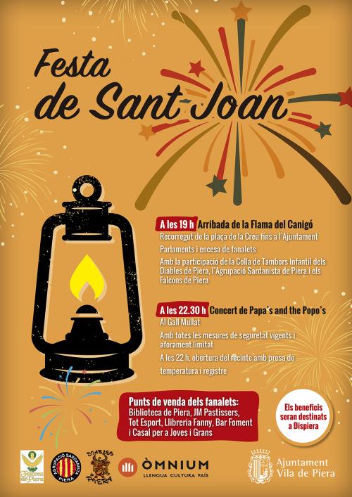 Piera - Festa de Sant Joan