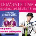 Festival de Màgia a Llívia