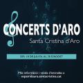Festival -Concerts d'Aro- a Santa Cristina d'Aro