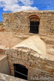 Bellcaire d'Urgell - Antics dipòsits d'aigua potable