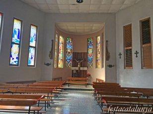 Bellcaire d'Urgell - Església parroquial de Santa Maria