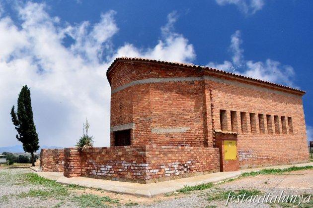 Bellcaire d'Urgell - Ermita de Sant Pere del Pedrís a Bellcaire d'Urgell